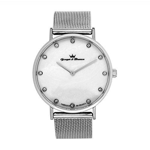 Reloj Yonger & Bresson Mujer Nácar blanca–DMC 079/FM