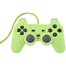 First Play Wired Joystick Controller for PS-2 (Green)