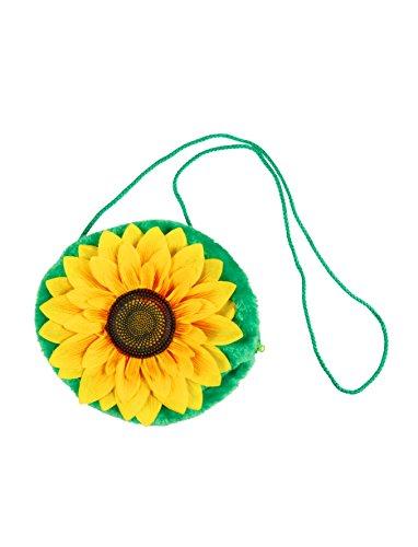 (Tasche Sonnenblume keine Größe)