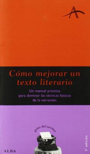 Cómo Mejorar Un Texto Literario