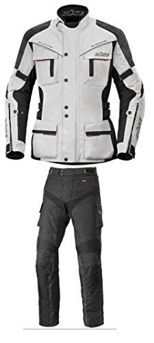 Motorrad Textil Büse Santo Anzug Jacke und Hose Größe ()
