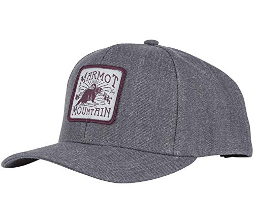 Marmot Poincenot Hat Größe one Size Dark Charcoal/Dark Purple