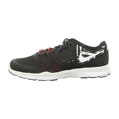 online store f37ca c1201 Pantalon De Sport Nike Legend 2.0 Lâche Noir   Blanc Pour Femme. Chaussures  ...