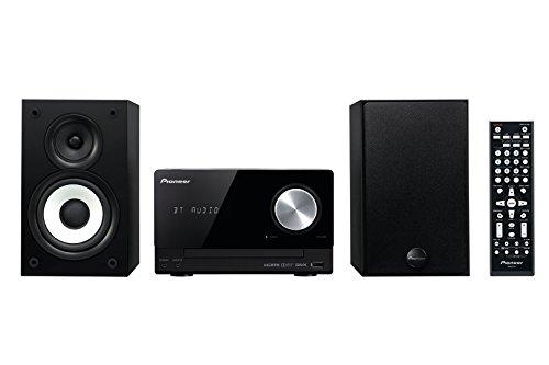 Pioneer X-CM52BT - Microcadena DVD estéreo de 30W (Compatible iPod, i