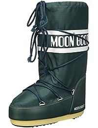 Moon Boot Nylon, Botas de Nieve Unisex Niños