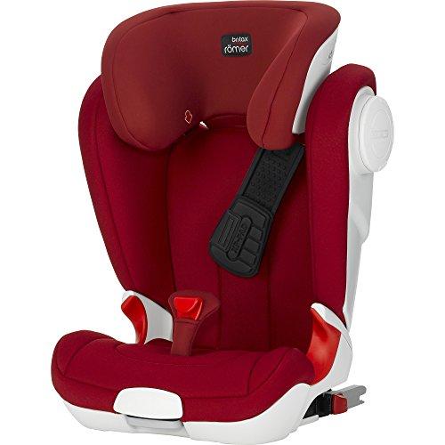 britax-romer 2000022026KIDFIX II XP SICT Auto-Kindersitz, Flame Red