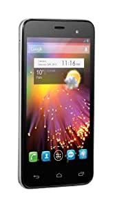 Alcatel Star 6010 Smartphone débloqué Android 4.1 Jelly Bean Bluetooth WiFi Argent