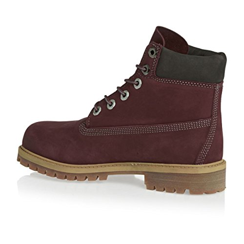 6 Premium D In Red Boots Timberland 4R7zw