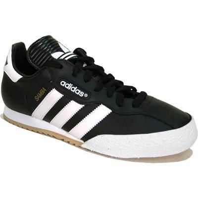 super popular 2d6ad d9c99 adidas Samba Super Indoor Classic Chaussure d entrainement Football - 45.3