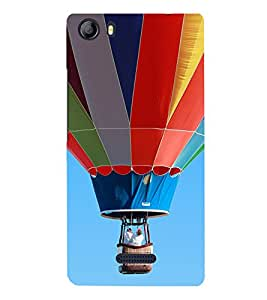 EPICCASE Up in the Air Mobile Back Case Cover For Micromax Canvas 5 E481 (Designer Case)