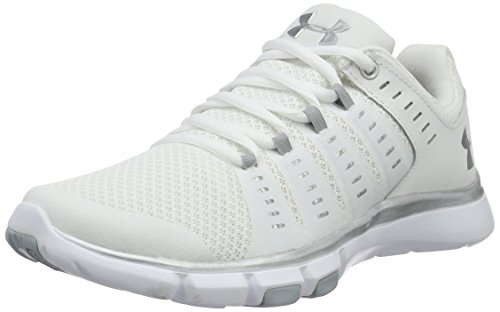 Under Armour Micro G Limitless Training 2, Scarpe Sportive Indoor Donna Bianco (White)