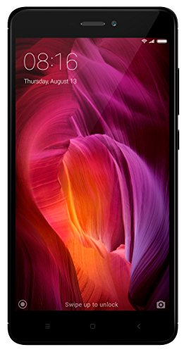 Redmi Note 4 (Dark Grey, 64GB)