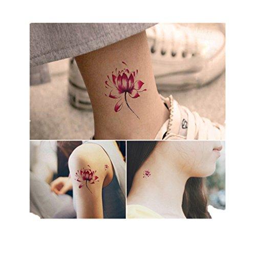 4er-set-temporare-korperkunst-manner-und-frauen-wasserdichte-lotus-tattoo-aufkleber