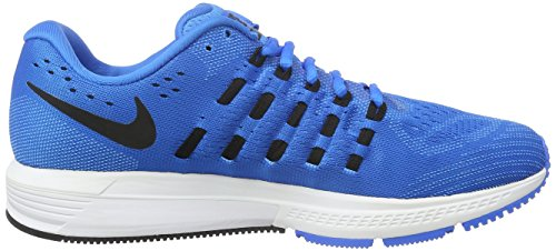 Nike Air Zoom Vomero 11, Scarpe da Corsa Uomo Multicolore (Photo Blue/Black-Blue Glow-White)