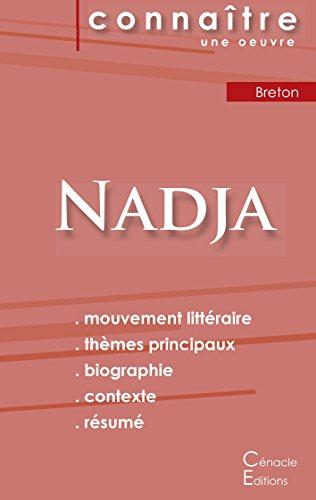Fiche de lecture Nadja de Breton (Analyse littéraire de référence et résumé complet)