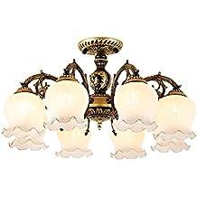 @ceiling Leuchte Deckenleuchten Europäischen Stil Wohnzimmer Lichter  Schlafzimmer Studie Lampe Die Mediterrane Amerikanische Stil Retro