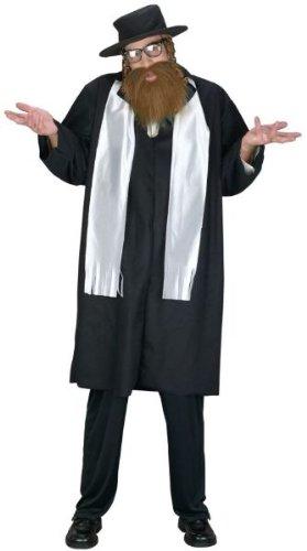 Costumes For All Occasions - Rabbi Verkleidung Kostüm für Erwachsene ()