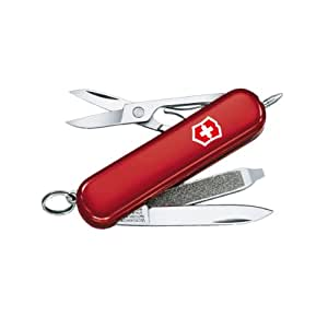 victorinox couteau suisse signature lite avec grand format sports et loisirs. Black Bedroom Furniture Sets. Home Design Ideas