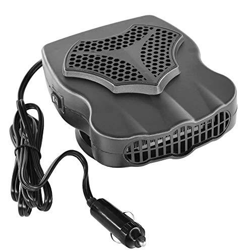 riscaldamento auto veicolo riscaldamento ventilatore ventilatore inverno 150W Ventola di raffreddamento riscaldamento auto 12V portatile con maniglia