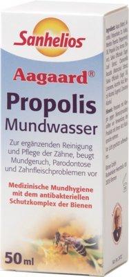 Peppermint Leaf Extract (Aagaard Propolis Lösung 50 ml)
