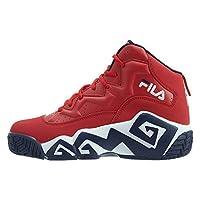 Fila Mb Big Kids Style: 3BM00515-616 Size: 5 Red/Navy/White