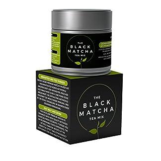 THE-BLACK-MATCHA-TEA-Grner-Japanischer-Premium-Matcha-mit-pflanzlicher-Aktivkohle-Detox-Balance-Cleanse-Style-Hergestellt-in-Deutschland