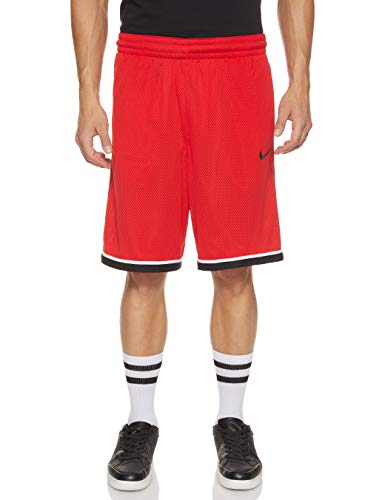 Nike Herren M NK Dry Classic Shorts, University Red, M