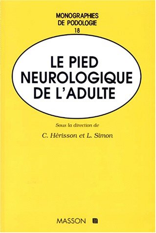 Le pied neurologique de l'adulte