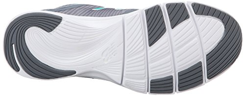 New Balance WX711 Synthétique Baskets Grey-Cyan