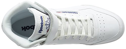 Reebok - Ex-O-Fit Hi, Sneakers unisex Bianco (Int-White)