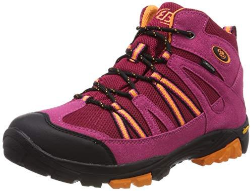 Bruetting Damen Ohio High Trekking- & Wanderstiefel, Pink (Pink/Orange Pink/Orange), 39 EU