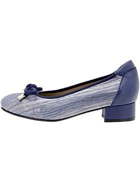 Scarpe donna comfort pelle PieSanto 724T Ballerine larghezza speciale 5166c2d0d39