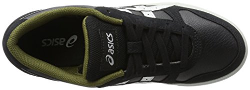Asics Herren Aaron Sneaker Schwarz (nero / Grigio Chiaro)