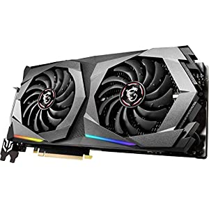 MSI V373-007R GeForce RTX2070 Gaming Z 8G Schwarz/Grau/bunt