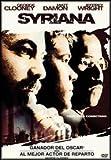 SYRIANA - Region 2 - PAL format - Spanish and English - Matt Damon, George Clooney