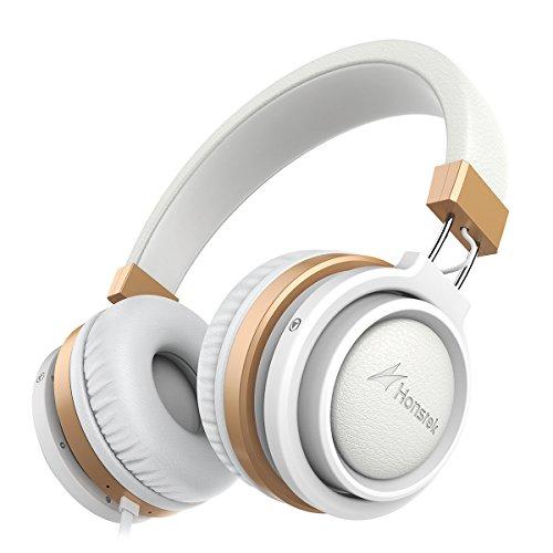 honstek-a5-stereo-on-ear-cuffie-ad-alta-definizione-audio-con-con-bassi-potenti-e-built-in-microfono