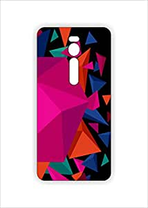 RG Back Cover For Asus Zenfone 2