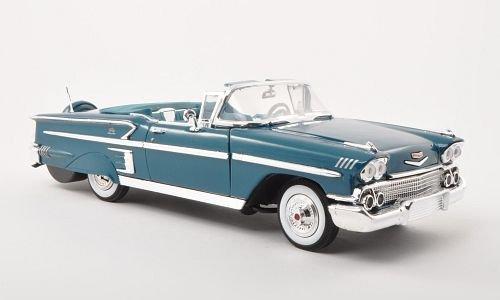 chevrolet-impala-convertible-met-dkl-trkis-1958-modellauto-fertigmodell-motormax-118