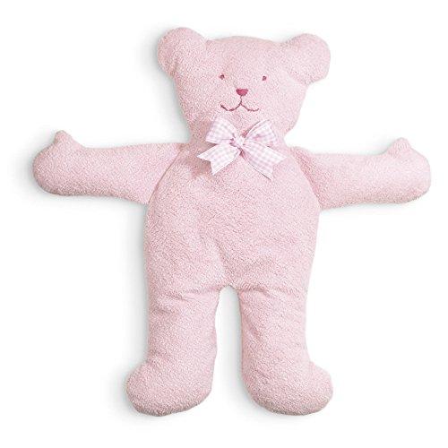 North American Bear Pastel Pancake Bear Plush Toy, Pink
