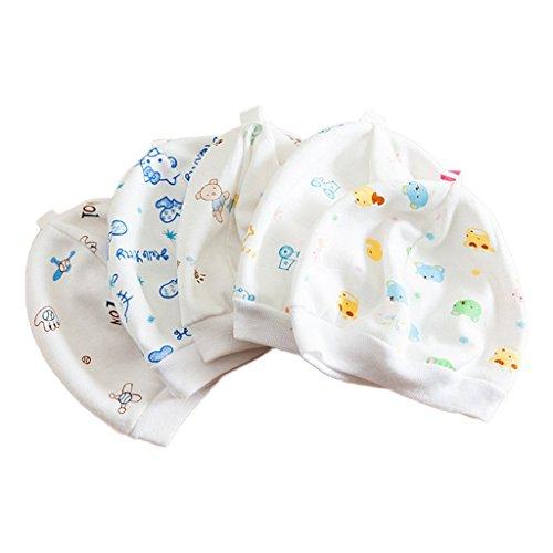 kalttoy Baby Hüte Cute Warm Soft Blend Cartoon Baumwolle Newborn Infant Kleinkind...