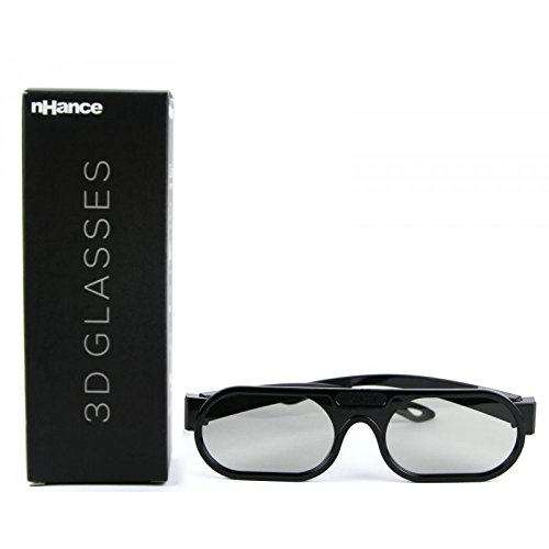 Domo Nhance Pl16S Polaroid Passive Circular Polarized 3D Glasses For LG 3D TV And Reald, Masterimage Cinema Theatres