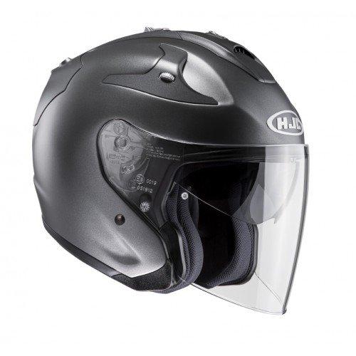HJC casco Moto fg-jet Titanium