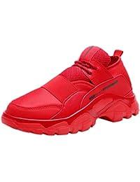 Moda Uomo Outdoor Mesh Casual Scarpe Sportive Running Scarpe Da Ginnastica  Traspirante d1fda011727