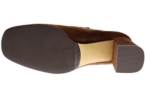 Bruno Premi JACKY REVO - Damen Schuhe Stiefelette Chelsea Boots - J3004X Braun