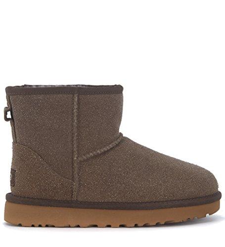 UGG Chaussures - CLASSIC MINI SEREIN 1013984 - stormy grey
