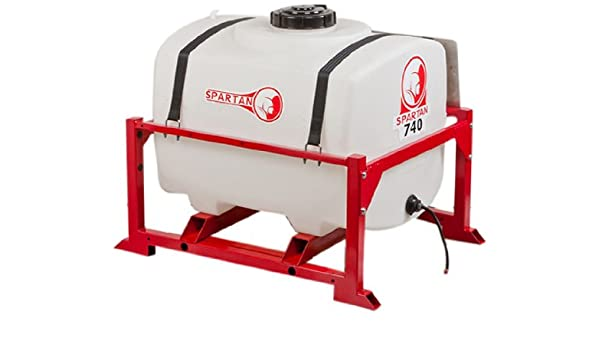 Spartan Tool 73829500 Additional 100-Gallon Water Tank with