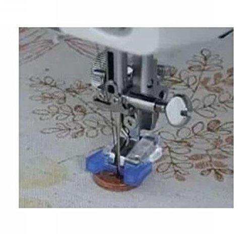 honeysew fijación a presión botón para coser en pie prensatelas para Brother Janome Cantante máquina de coser parte 5011-5