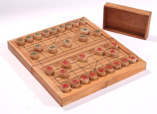 Xiangqi - die Urform des Schach - chinesisches Schachspiel