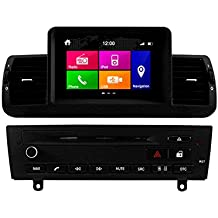Dynavin N6-E8X Multimedia/Navigation Factory-Fit Style DVD/Bluetooth/iPod/GPS/SD/USB Touch-Screen Head Unit for BMW E81/E82/E87/E88 1-Series (2004-2011), [Importado de UK]