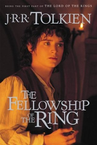 Book cover for The Fellowship of the Ring